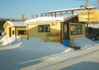 Centre de pĉhe Grimard - Poissons des chenaux
